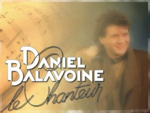 Le chanteur by Balavoine