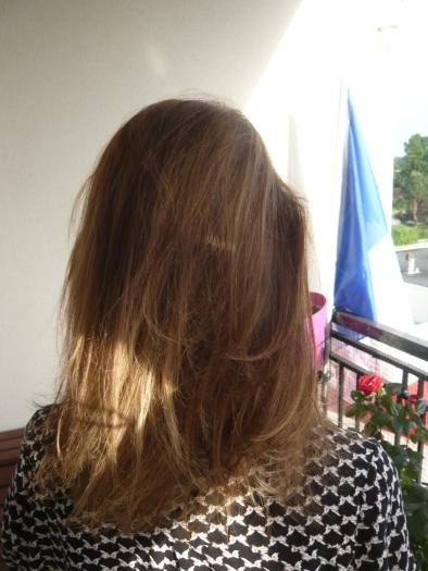 Mes beaux cheveux d'amour !!!