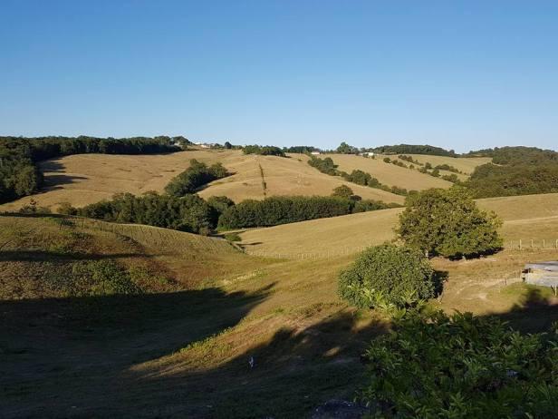 Vue Panoramique depuis notre maison